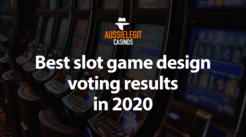 The best slot game design 2020: voting results